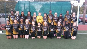 Senior Girls Team