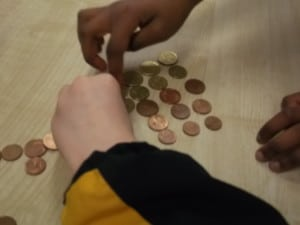 Sorting Money