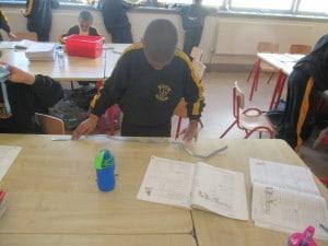 length of desk