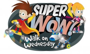 Walk On Wednesday Logo