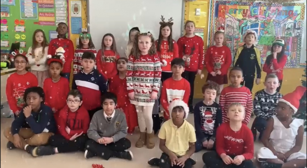 Ms Hennessy's 2nd Class